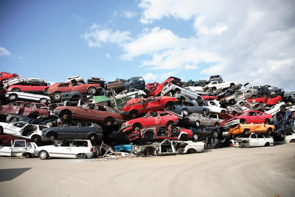 methods for car disposal